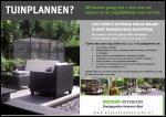Tuinvoorbeelden en een indicatie tuinaanleb bij Bekkers Hoveniers