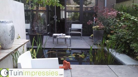 Moderne Tuinen 5 7 M1 Tuinimpressies