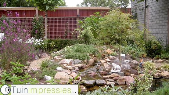 Waterval In Tuin : Rots waterval tuin de kali waterval softwaremac